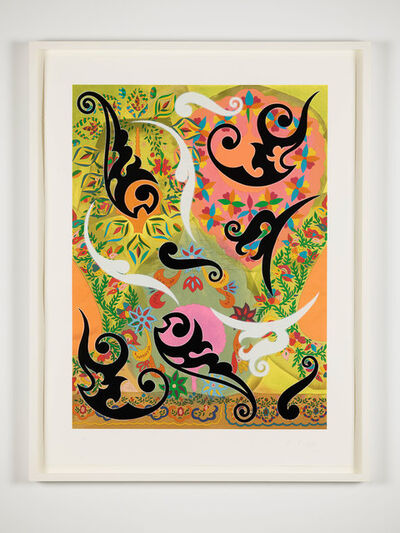 Philip Taaffe, 'Ornamental Panel III', 2011
