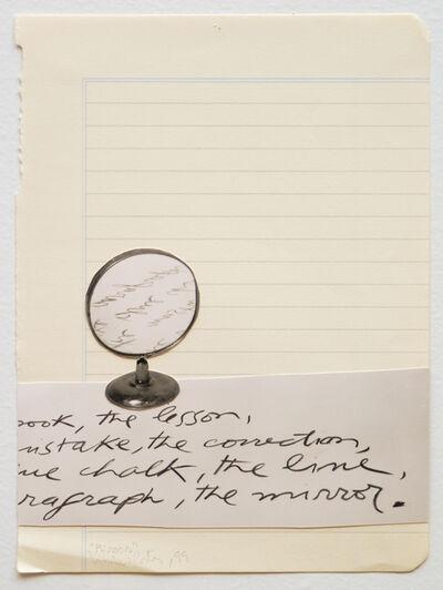 Liliana Porter, 'Mirror', 1999