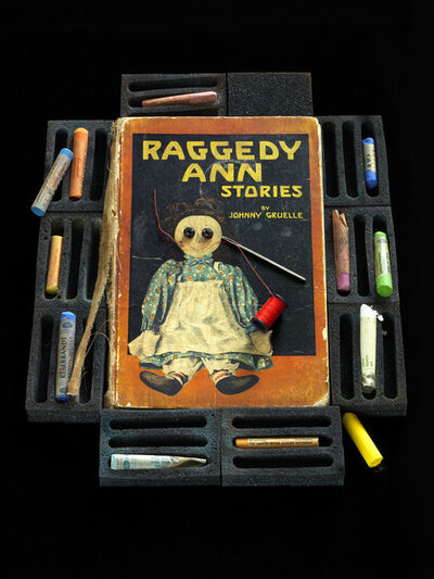 MANUAL (Ed Hill / Suzanne Bloom), 'Raggedy Ann', 2017