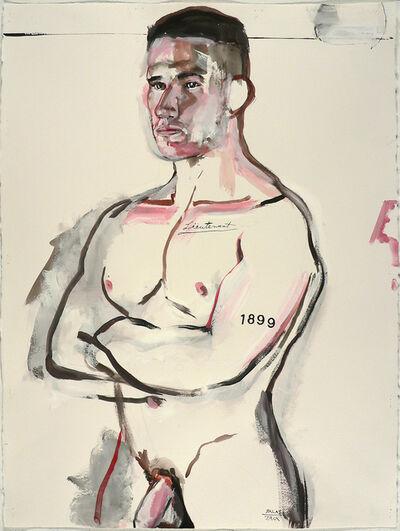 Jack Balas, 'Lieutenant (#1899)', 2020