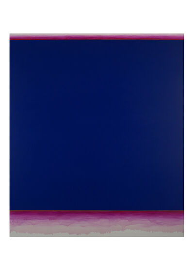 Shingo Francis, 'Cobalt, Yellow, Magenta', 2014