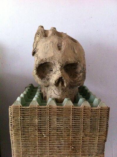 Chiqui Garcia, 'Skull ', 2014