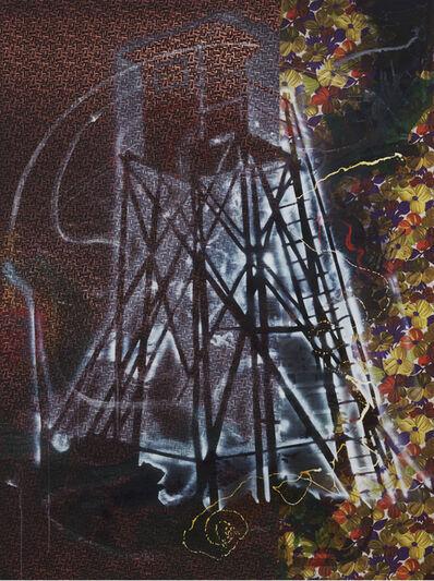 Sigmar Polke, 'Watchtower (Hochsitz)', 1984