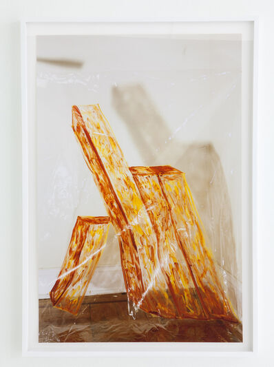 Lia Lowenthal, 'Lady Justice (from Falso Positives series)', 2012