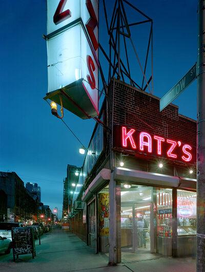 David Leventi, 'Katz's Deli, 205 East Houston Street, Lower East Side, New York', 2005-2007