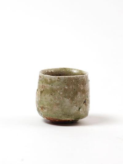 Kai Tsujimura, 'Sake cup, Iga style', 2017