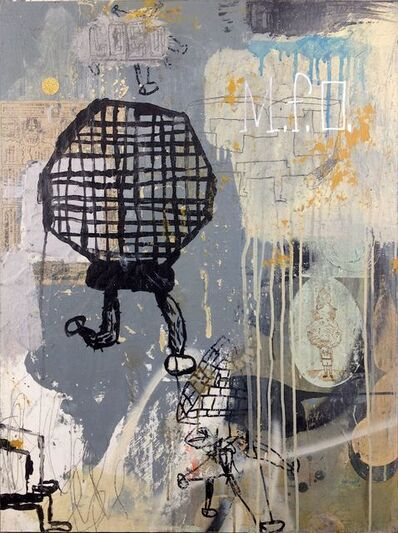 John Yoyogi Fortes, 'Mind Field Oasis', 2015
