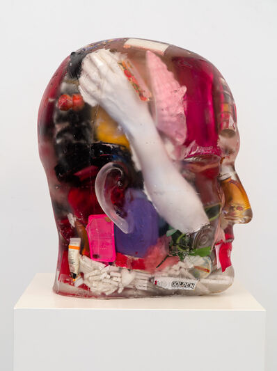 Richard Dupont, 'Collection Head 11', 2020