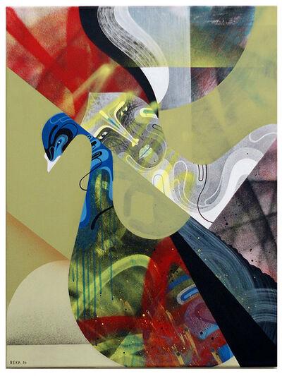 Reka, 'Flying High', 2014