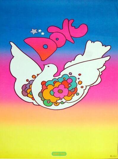 Peter Max, 'Dove', 1968