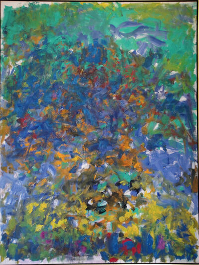 Joan Mitchell, 'La Grande Vallée', 1983