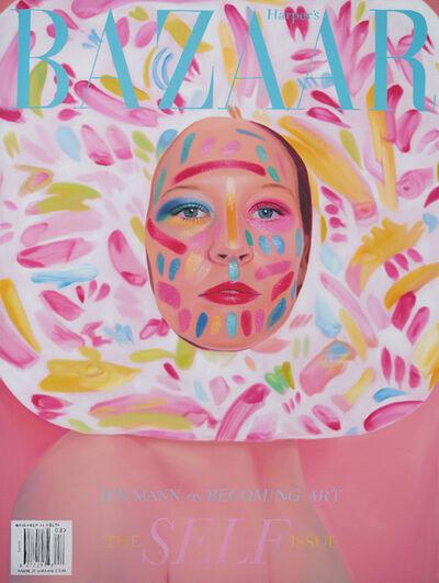 Jen Mann, 'Cover Girl - Harpers Bazaar', 2019