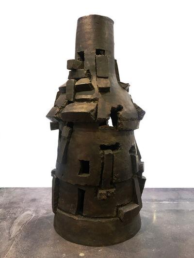 Peter Voulkos, 'Anasazi Stack', 2010