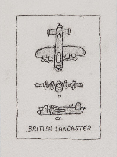 William Anthony, 'British Lancaster', 1999