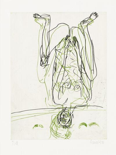 Georg Baselitz, 'Zwei Streifen', 1997