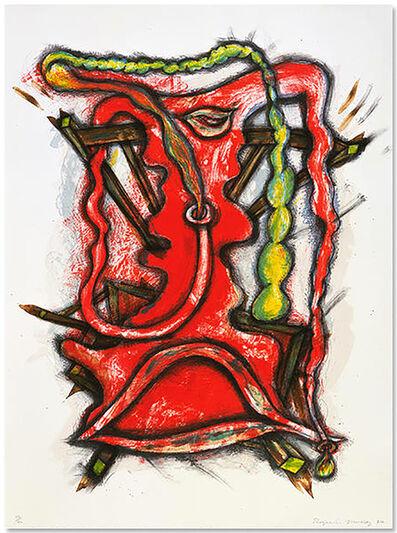 Elizabeth Murray, 'Fling', 1997