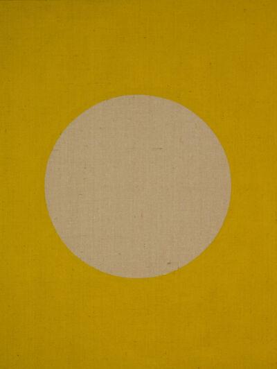 Antonio Ballester Moreno, 'Yellow (Moon) Exterior Día', 2018
