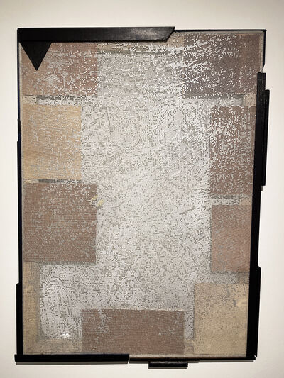 HelenA Pritchard, 'What's Beyond / Mesh Construct Painting', 2020