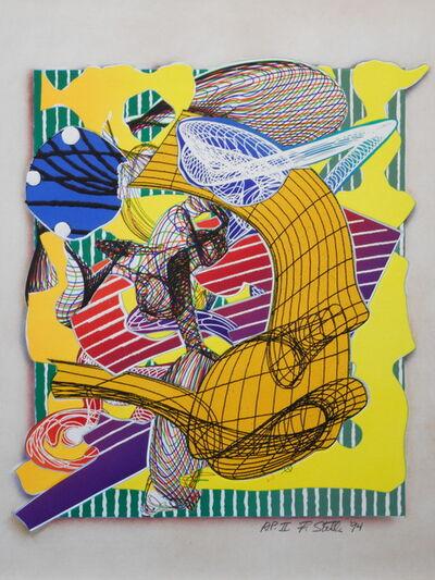 Frank Stella, 'Figlefia', 1994