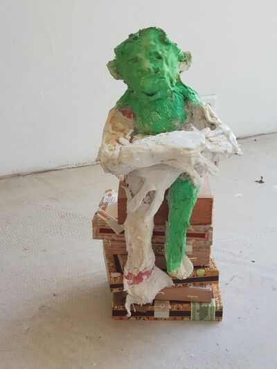 Martin Mele, 'Ohne Titel', 2019