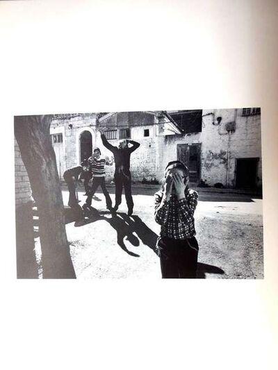 Laurence Salzmann, 'Jerusalem's People in Public. Art Portfolio', 1970-1979