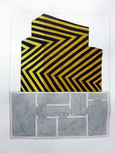 Manuel Saro, 'series Dazzle-Vauban y Carteles de azotea', 2015
