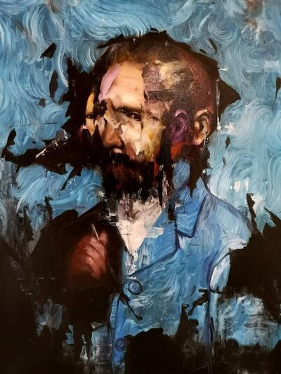 Florian Eymann, 'Portrait of Vincent', 2019