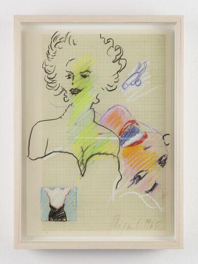 Umberto Bignardi, 'Senza Titolo', 1965