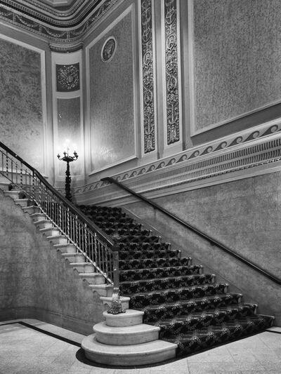 Myrtie Cope, 'Tivoli Theatre, Grand Staircase', 2019