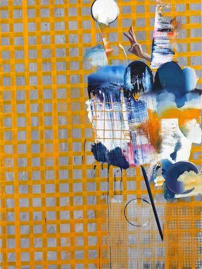 Rayk Goetze, 'Fingerzeig', 2020