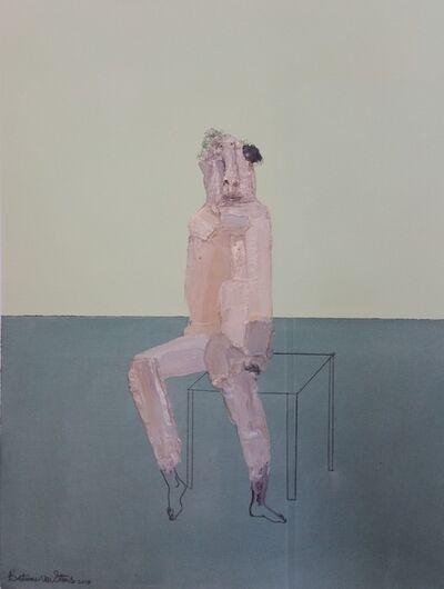 Bastiaan van Stenis, 'Studio nude 13', 2018