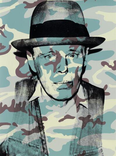 Andy Warhol, 'Joseph Beuys in memoriam', 1986