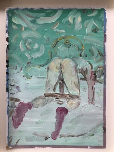 Rui Ferreira, 'At Pertschy Palais Hotel', 2020