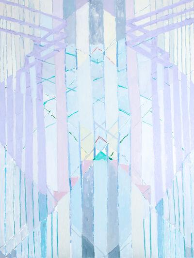 Aschely Cone, 'Diamond Overtakes Diamond', 2017