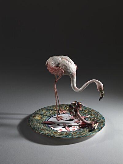 Bertozzi & Casoni, 'Flamingo', 2012