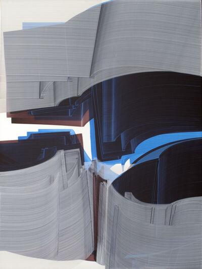 Sergio Barrera, 'Cobalt Wave', 2013