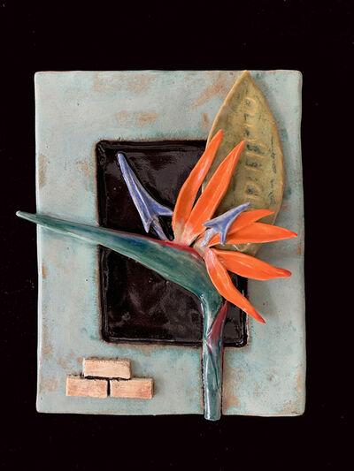 Ellen Rundle, 'Bird of Paradise Plaque', 2019