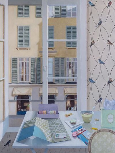 Barbara Kassel, 'Afternoon Tea, Rue Jacob', 2019