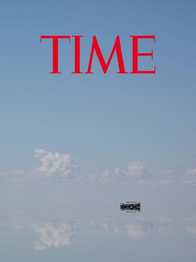 Patrick Bérubé, 'Time / Emit - La Mort du Commun', 2020