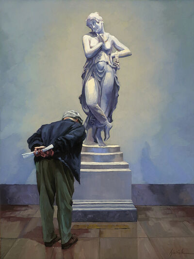 Karin Jurick, 'On Her Pedestal', 2019