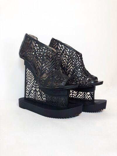 Iris van Herpen, 'Seijaku Shoes ', 2016