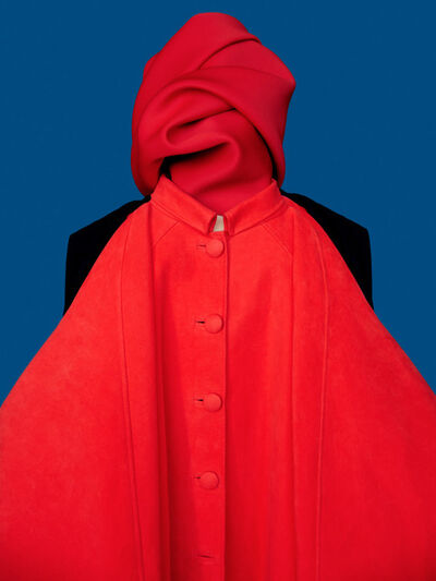 Erik Madigan Heck, 'Without A Face (Balenciaga)', 2018