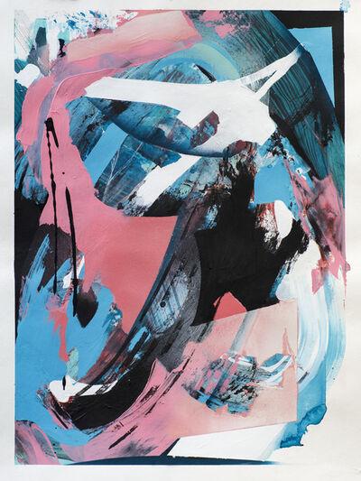 Julia Benz, 'Ice Blue', 2020