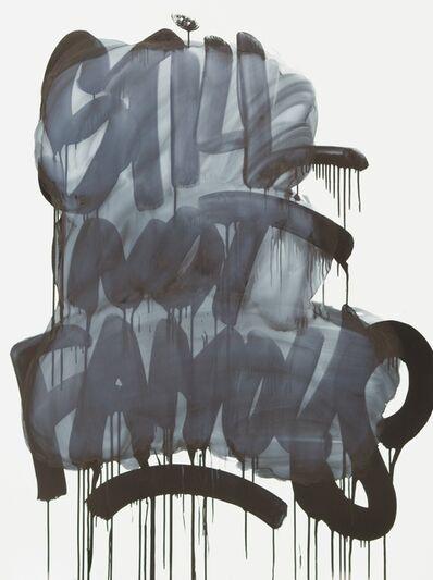 Thierry Furger, 'GRAFFITI QUOTE NO. 2', 2015