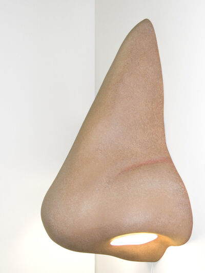 Jim Shaw, 'Nose Sculpture Wall Sconce (Latino)', 2007