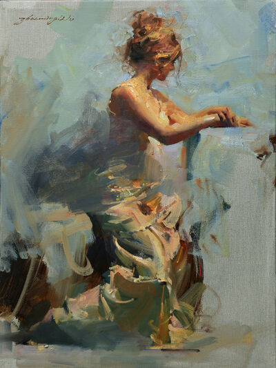 Zhaoming Wu, 'Lingering Charm', 2015
