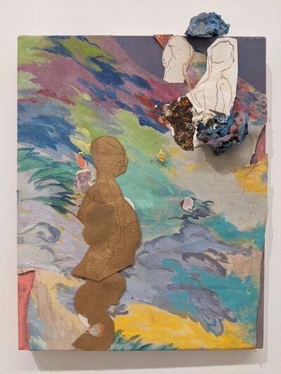 Pedro Vélez, 'Bathers Before Social Distancing', 2020