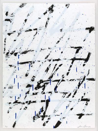 Chris Succo, 'Shameless Is A Talent [Pacific Ocean Blue], 2016', 2016