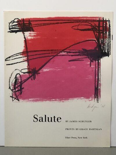 Grace Hartigan, 'Untitled', 1961
