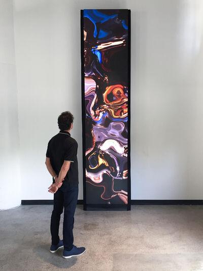 Daniel Canogar, 'Amalgama', 2019